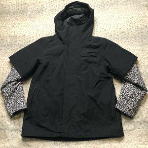 The North Face Struttin Ski Jacket XL Snow Skirt